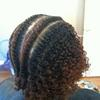 Opening up a Flat twist out